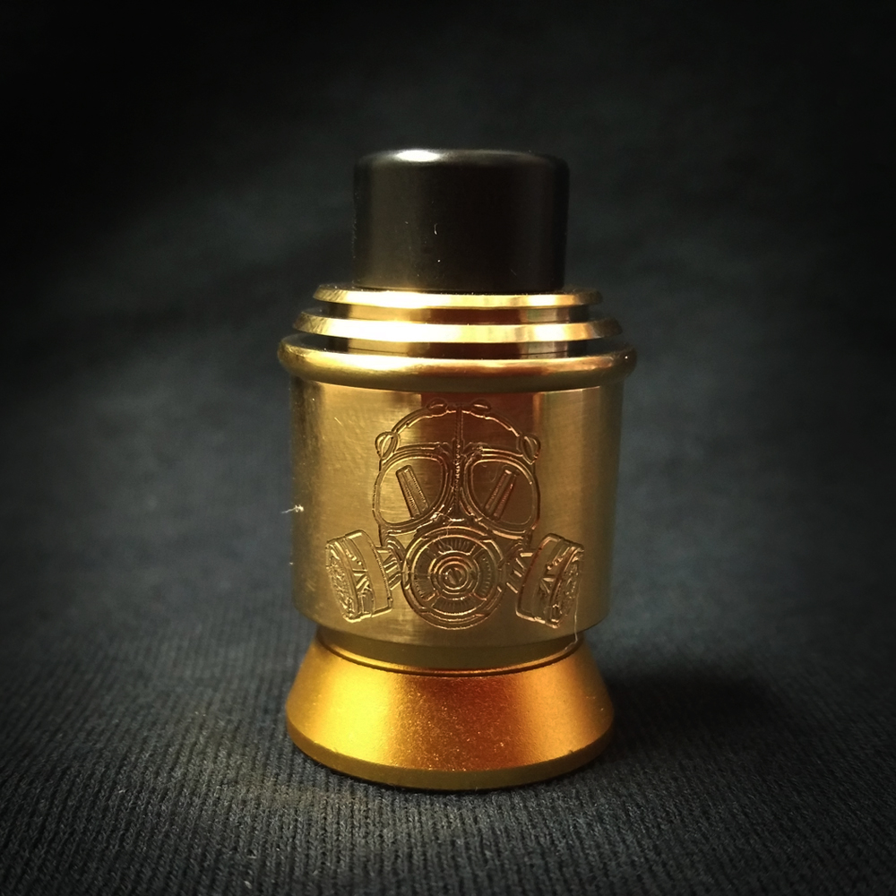 Apocalypse GEN 2 Gold (24mm) RDA - Blow N Out Vapor